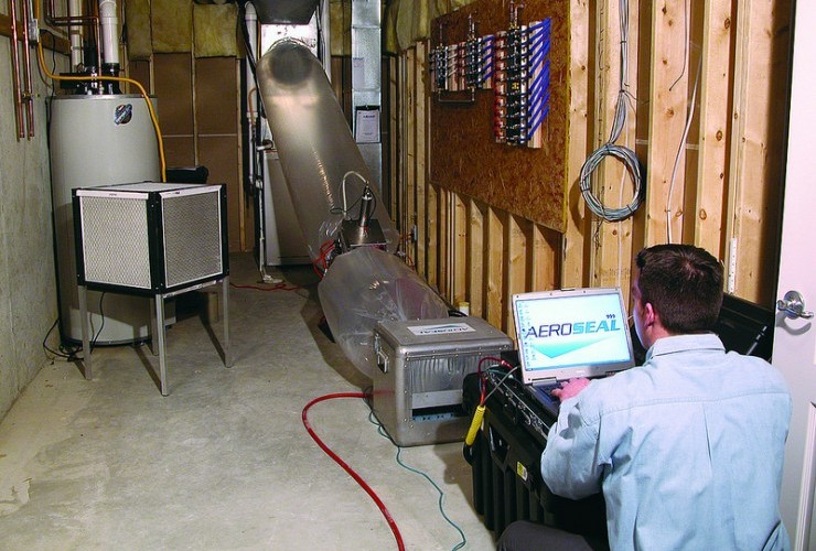 Aeroseal Air Duct Sealing St Charles Area 24 7 Service