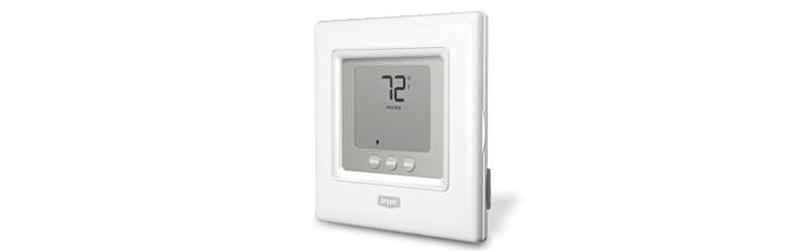 Home Thermostats By Bryant 174 Digital Amp Wireless