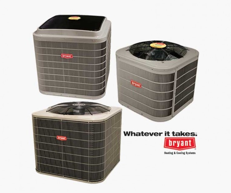 Bryant® Heat Pumps